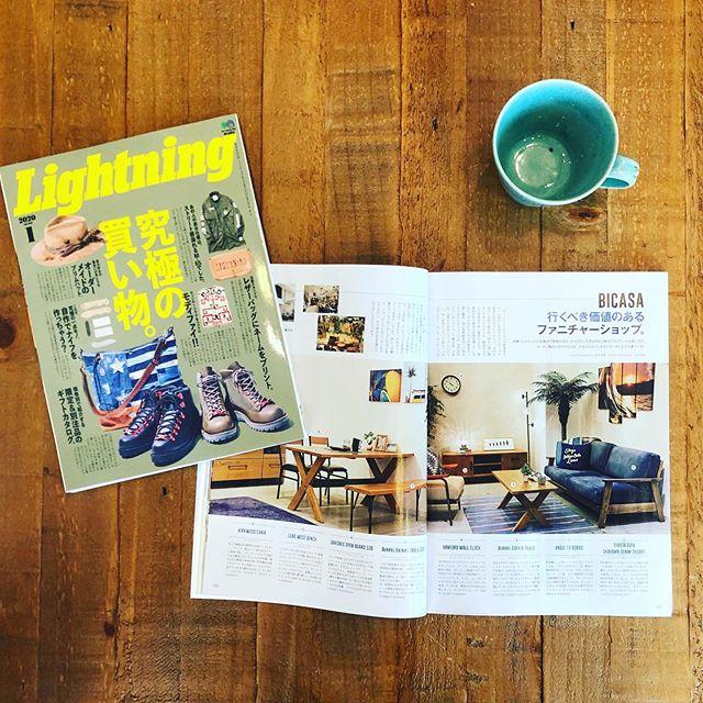 ☆雑誌掲載情報☆11月30日発売の雑誌「Lightning」1月号にBIMAKESのソファを使ったリビングコーディネートが掲載されております。程よいトレンド感と普遍的なデザインで飽きることなく愛用できる岡山デニムソファを中心としたコーディネートをご紹介!掲載中のアイテムはBICASA各店・WEBでも好評販売中です。新生活シーズンに向けて、お部屋のコーディネートに悩んでいる方の参考にして頂ければと思います。 (メディア掲載情報)https://www.bicasa.jp/hpgen/HPB/entries/188.html#bicasa #ビカーサ #bicasa八王子 #ビカーサ八王子 #八王子 #bicasa本店 #ヴィンテージインテリア #ヴィンテージスタイル #西海岸 #西海岸インテリア #西海岸スタイル #西海岸テイスト #カリフォルニアスタイル #カリフォルニアハウス #カリフォルニアインテリア #インダストリアル #インダストリアルインテリア #インダストリアルスタイル#新居#引越し#BIMAKES#デニム#Lightning